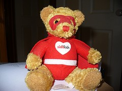 Super Red Ted